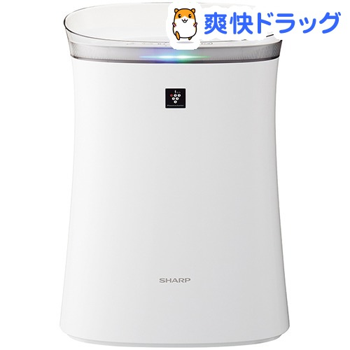 シャープ 空気清浄機 ホワイト系 FU-H50-W(1台)【シャープ】