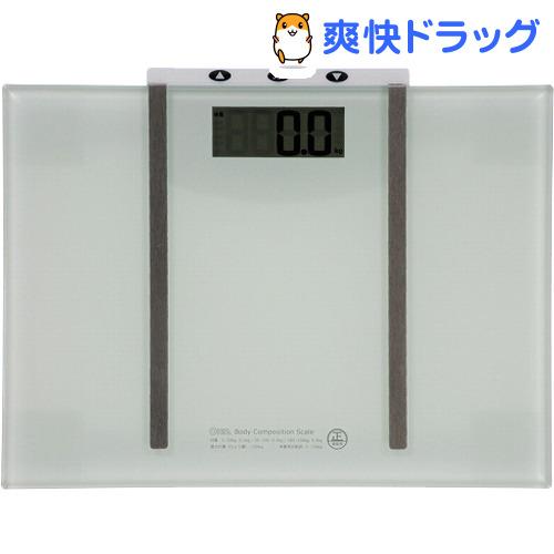 国内送料無料 OHM デジタル体重体組成計 送料無料カード決済可能 HB-K115- 1台 HB-K115-W
