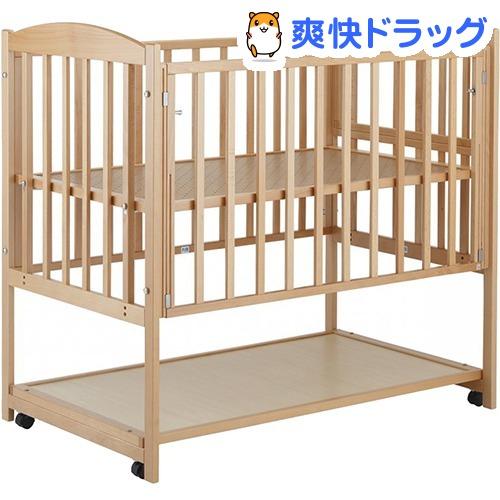 ハイタイプベッド ツーオープン ナチュラル(1台)【カトージ(KATOJI)】