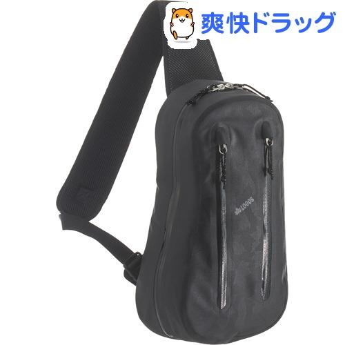 SPLASH mobi ワンショルダー ブラックカモ(1個)【ロゴス(LOGOS)】
