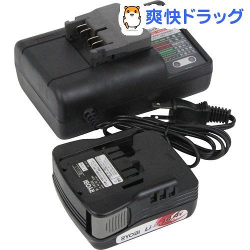 リョービ 電池・充電器セット 6083268(1個)【リョービ(RYOBI)】