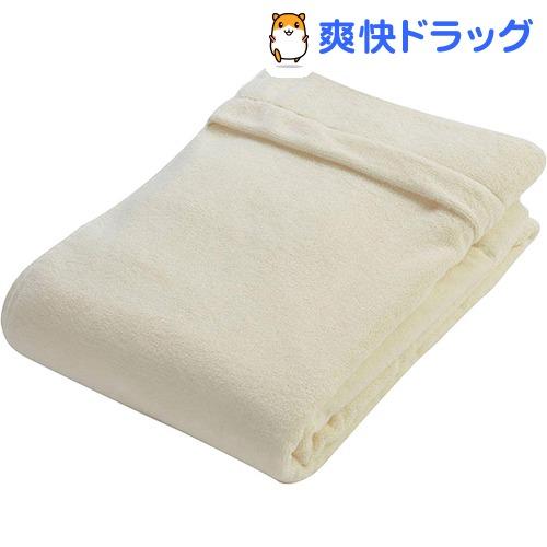 京都西川 タオルケット シングル 1-KP-10000 アイボリー(1枚入)【京都西川】