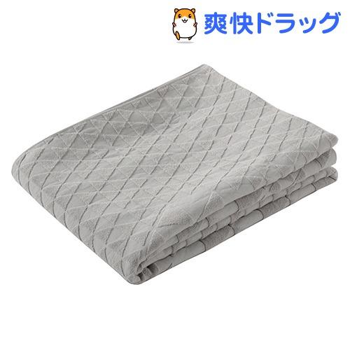 東京西川 エアブリーズケット ミドル シルバー シングル RR07100021SB(1枚入)【東京西川】