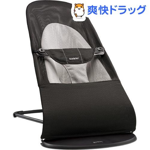 ベビービョルン バウンサー バランスソフト メッシュ ブラック 005028(1コ入)【ベビービョルン(BABY BJORN)】