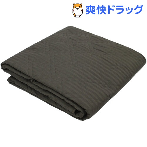 ルクト ベッドスプレッド RC00 ダブル ブラウン(1枚入)【ルクト】