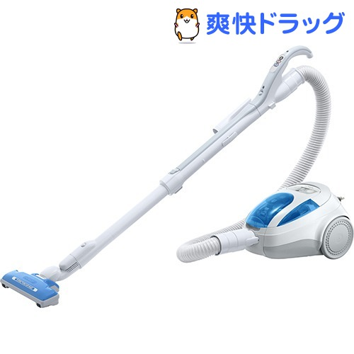 掃除機 ごみダッシュサイクロン ブルー CV-S500(1台)