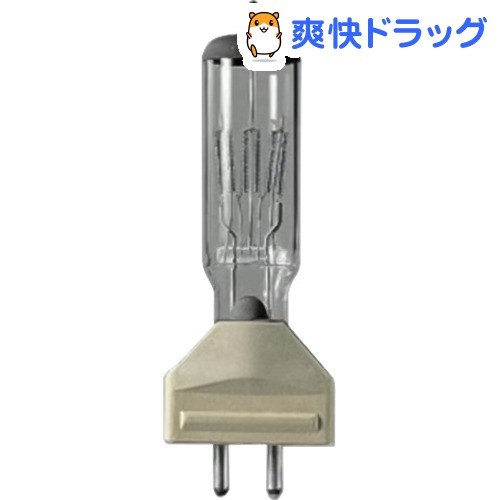 スタジオ用ハロゲン電球 1500形 バイポスト形GX16口金 JP100V1500WC/G-4(1コ入)
