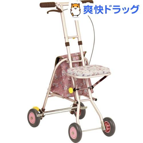 幸和 テイコブ プチカ SICP01 フラワーピンク(1台)【TacaoF(テイコブ)】
