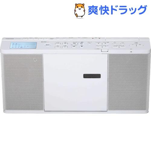 東芝 SD/USB/CDラジオ TY-CX700(W)(1台)【東芝(TOSHIBA)】