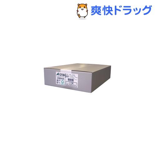 エーワン ラベルシール(レーザープリンタ) A4 18面 上下余白付 28644(500シート)