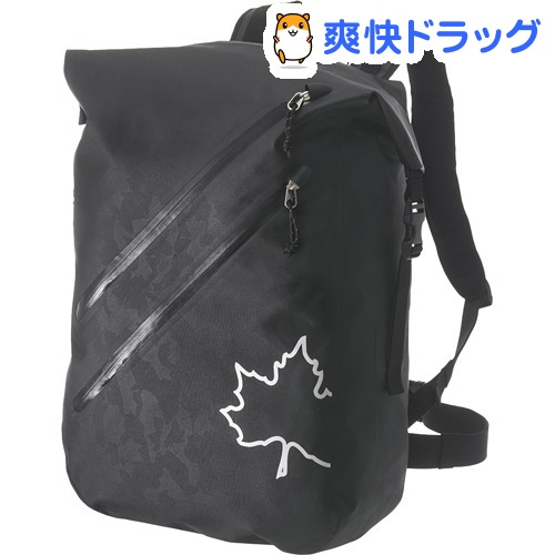 SPLASH mobi ダッフルリュック ブラックカモ(1個)【ロゴス(LOGOS)】