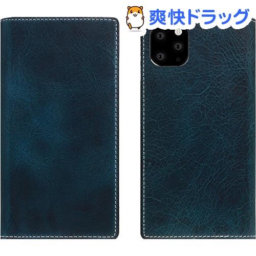 SLG Design iPhone 11 Pro Max Badalassi Wax case グリーン SD17943i65R(1個)【SLG Design(エスエルジーデザイン)】
