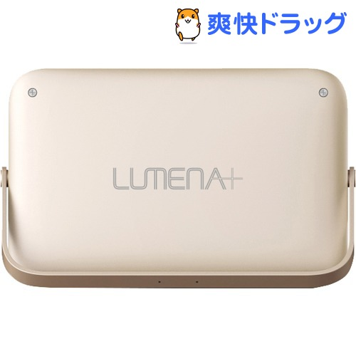 LUMENA 充電式LEDランタン LUMENA+ ルーメナープラス ゴールド(1個)