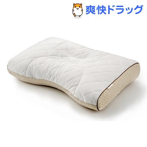 東京西川 ファインスムーズ ベーシッククオリティ ミニパイプ枕 EH07112012H(1コ入)
