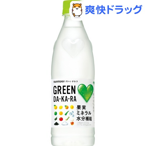 gurindakara(500mL*24本入)[dakara 500ml 24部dakarasupotsudorinkujusu]