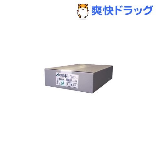 エーワン PPC(コピー)ラベル 20面A型 宛名・表示用 28764(500シート)