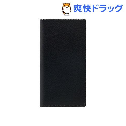 エスエルジーデザイン iPhone7 PLus ミネルバボックスレザーケース ブラック(1コ入)【SLG Design(エスエルジーデザイン)】
