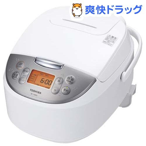 マイコンジャー炊飯器 5.5合 RC-10MSL(W)(1台)