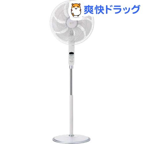 アピックス DCフロアー扇風機 ホワイト FSSL-9829R(WH)(1台)【アピックス】
