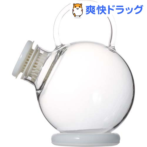 iwaki SNOWTOP ティーシリーズ ティーポット 500ml (ホワイト) 805T-W(1コ入)【送料無料】