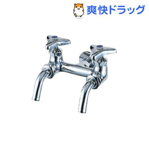 三栄水栓 二口ホーム水栓 JF13A-13(1コ入)【送料無料】