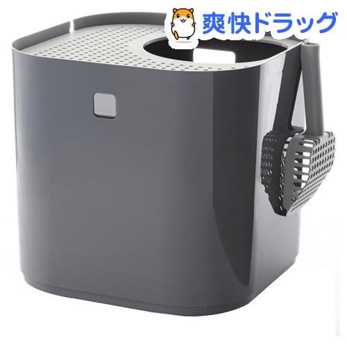 モデキャット リターボックス グレー(1台)【モデキャット】