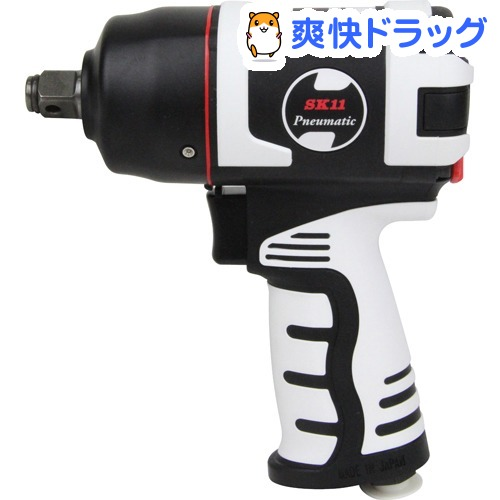 SK11 超軽量エアインパクトレンチ SIW-1600HG(1コ入)【SK11】