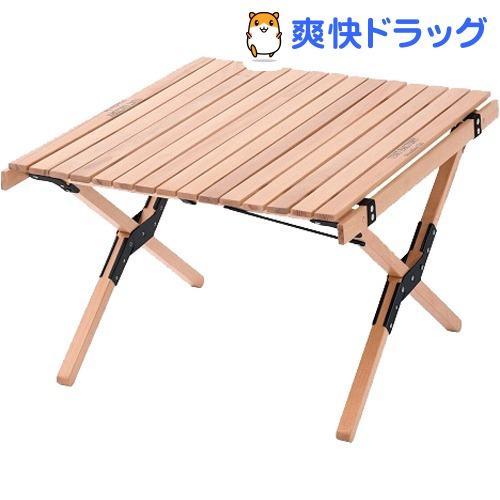 テントファクトリー ウッドラインロールトップテーブル 60 TF-ZEL-RT60 RN(1台)【テントファクトリー】