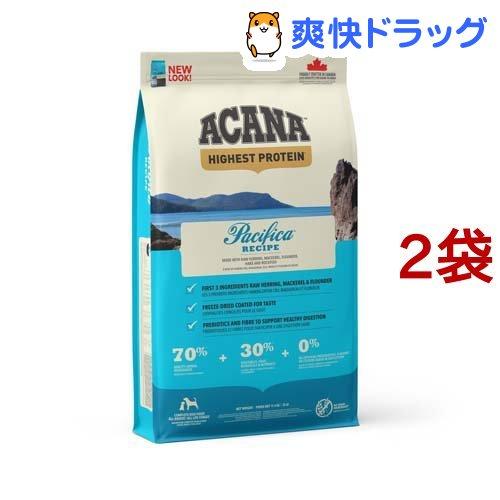 アカナ パシフィカドッグ(正規輸入品)(11.4kg*2袋セット)【アカナ】