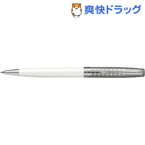パーカー ソネット プレミアム メタル&パールCT ボールペン 1931550(1本)