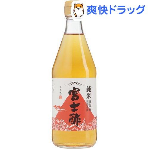 当店一番人気 店内全品対象 飯尾醸造 富士酢 500ml 純米富士酢