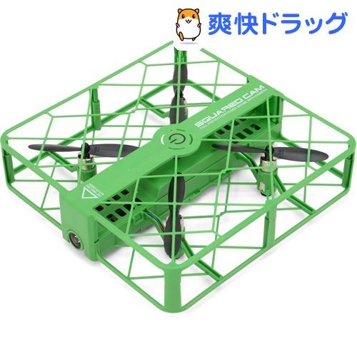 GFORCE(ジーフォース) SQUARED CAM グリーン GB051(1台)