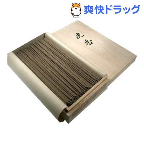カメヤマ ☆国内最安値に挑戦☆ 沈香 正規販売店 煙少香 約120g 桐箱入