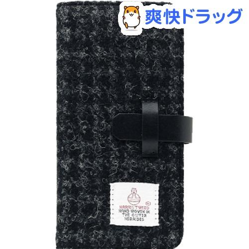 エスエルジーデザイン iPhone X ハリスツイード ブラック SD10553i8(1コ入)【SLG Design(エスエルジーデザイン)】