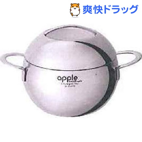 ビタクラフト アップル 両手ナベ 2.7L 2753(1コ入)【ビタクラフト】