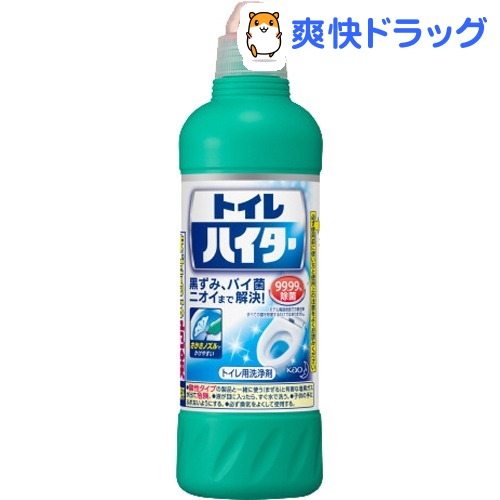 Disinfecting cleaning tile highter (500 mL) Kao [cleaner for toilet Kao Corporation]
