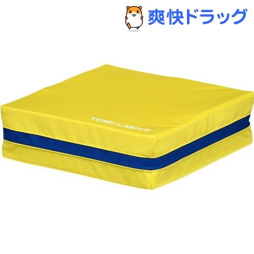 トーエイライト ジャンプ&スプリングマット3 T1877Y 黄(1台入)【トーエイライト】