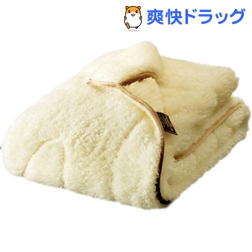 プレミアムソフゥール あったか掛け毛布 ダブル(1枚入)【ソフゥール(Sofwool)】