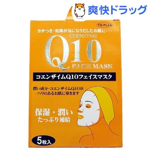 计划 Q10 面膜 (5 件)