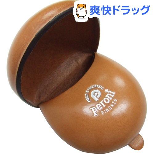 ペローニ コインケース 594 ライトブラウン/SV 7575104(1コ入)【peroni(ペローニ)】