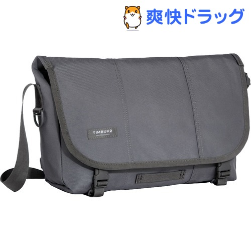 ティンバック2 クラシックメッセンジャーバッグ S Gunmetal 110822003(1コ入)【TIMBUK2(ティンバック2)】