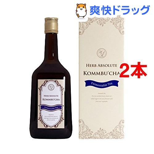 ハーブアブソリュート コンブッカ(720mL*2コセット)【送料無料】