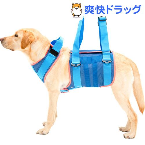 歩行補助ハーネスLaLaWalk 大型犬用 クールメッシュ M(1個)