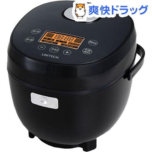 ユニテク 糖質カット炊飯器 RB-65B(1台)