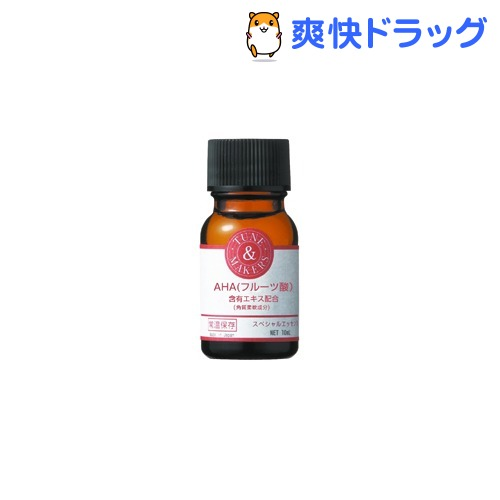 Turn makers AHA fruit acids (10 mL) / [peeling gommage]
