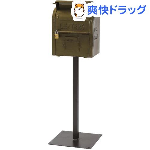セトクラフト U.S.MAIL BOX グリーン SI-2855-GR(1コ入)