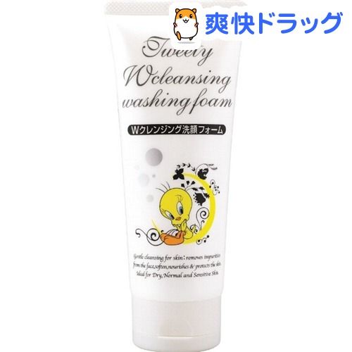 Tweety W cleansing facial wash (130 g) / facial cleansing wash forms