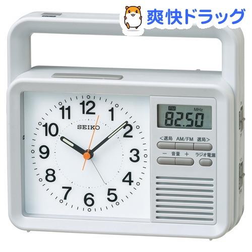 セイコー 防災目覚まし時計 KR885N(1台)【セイコー】【送料無料】