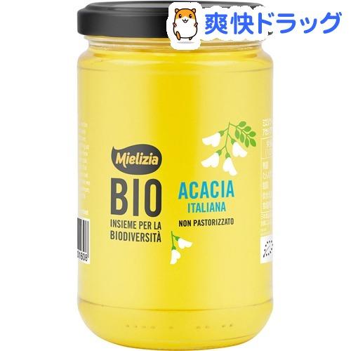 ミエリツィア イタリア産アカシアの有機ハチミツ 400g 正規店 2020