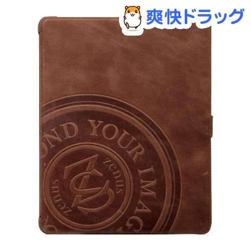 ゼヌス 新しいiPadレザーケース ビンテージフォリオウィズシグネッジ Z976NiPD(1コ入)【ゼヌス】